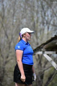 Girls Golf Regionals 5-7