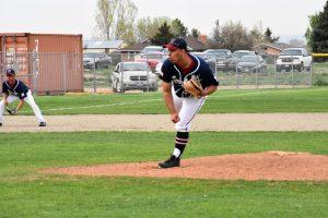 Baseball vs Greeley West 5-7