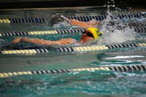 Swim team photos