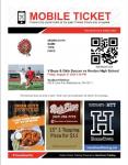 Boys Varsity Football March 22nd