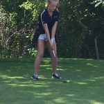 Girls Varsity Golf finishes 3rd place at LaPorte County Invite