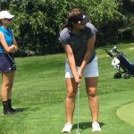 Girls Varsity Golf finishes 11th place at Penn High School