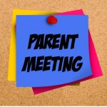 Fall Sports Pre-Season Student-Athlete and Parent Meeting  8/9/18
