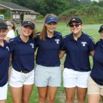 Fall 2018 Rewind:  Girls Golf @ New Prairie Invite  8/7/18