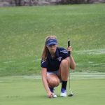 NEW PRAIRIE GIRLS' GOLF TEAM FINISHES 3RD IN HOME MATCH