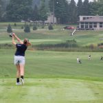 Lady Cougars finish 3rd in NIC match