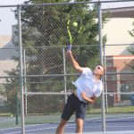 Fall 2018 Rewind:  Boys Tennis vs. Highland  8/13/18