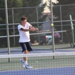 Boys Varsity Tennis defeats Jimtown 3 – 2