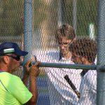 Boys Varsity Tennis beats Highland 3 – 2