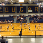 Girls Varsity Volleyball defeats Wheeler in 3