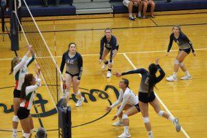 Varsity Volleyball vs. Wheeler 8/14/18