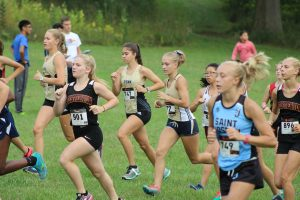 Fall 2018 Rewind:  Boys and Girls Cross Country @ NIC Stomp 8/18/18 (Photo Gallery)