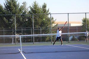 Boys Tennis vs. South Bend Clay 8/22/18