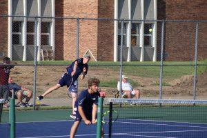 Boys Tennis vs. Mishawaka 8/23/18