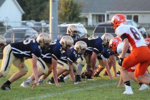 Freshman Football vs. LaPorte 8/24/18