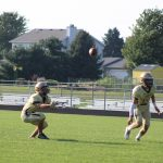 JV Football vs. South Bend Clay 8/27/18 (Photo Gallery 1 of 2)