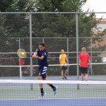 Boys Varsity Tennis 1st place at NP Boys Tennis Invite