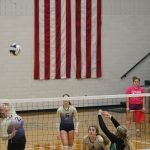 Girls Varsity Volleyball vs Bremen 3 – 0