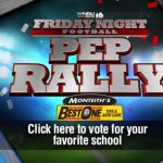 Vote for New Prairie to win the WNDU NewsCenter 16 Friday Night Football Pep Rally!