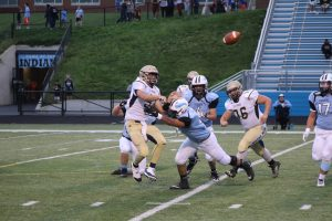 Varsity Football @ South Bend St. Joe  9/7/18  (Photo Gallery 1 of 2)