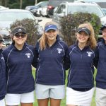 New Prairie Girls' Golf Team finished 8th in NIC Conference Tournament