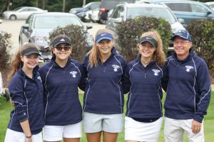 Girls Golf @ NIC Championship 9/8/18  (Photo Gallery)