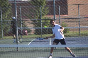 2018 Fall Rewind:  Boys Tennis vs. John Glenn 9/11/18  (Photo Gallery)