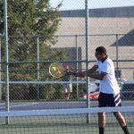 Boys Varsity Tennis vs John Glenn 5 – 0