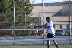 Boys Tennis vs. John Glenn 9/11/18 (Photo Gallery)