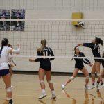 Girls Varsity Volleyball falls to Mishawaka Marian 1-3