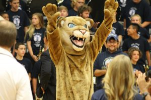 WNDU NewsCenter 16 Pep Rally 9/13/18 (Photo Gallery 1 of 2)