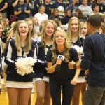 WNDU Article:  New Prairie High School shows school pride at 16 Morning News Pep Rally