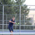 Boys Varsity Tennis beats Marian 5 – 0