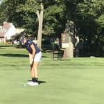 Lady Cougars Golf Team places 5th at Sectionals