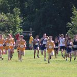 Boys Varsity Cross Country finishes 10th place at New Prairie Invite