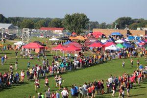 New Prairie Cross Country Invite 9/15/18 (Photo Gallery 1 of 2)