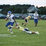 Workman-like Cougars Ground Eagles, 35 – 14