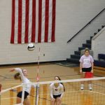 Girls Varsity Volleyball vs South Bend John Adams 3 – 0