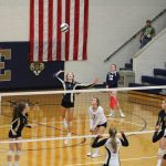 Girls Junior Varsity Volleyball vs John Glenn Junior Varsity