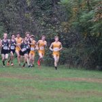 Boys Varsity Cross Country finishes 4th place at IHSAA B/G Cross Country Sectional