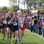 IHSAA Regional Cross-Country Results 10/13/18