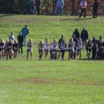 Girls Cross-Country at IHSSA Regional 10/13/18 (Photo Gallery)