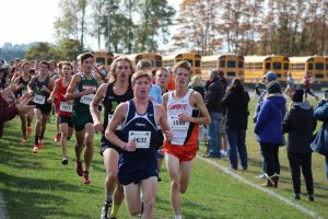 Boys Cross-Country at IHSAA Regional 10/13/18 (Photo Gallery)