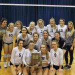 Volleyball vs. Culver Academies at IHSAA Sectional 10/13/18 (Photo Gallery)