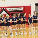 Varsity Volleyball @ IHSAA Regional vs. Northwestern 10/20/18 (Photo Gallery)