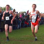 South Bend Tribune Article:  Cross country runners Gits, Corbett, Salazar are headed to state
