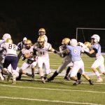South Bend Tribune Article:  Big plays carry Saint Joseph past New Prairie