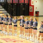 Varsity Volleyball vs. New Castle @ IHSAA Semi-State 10/27/18  (Photo Gallery 1 of 2)