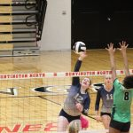 South Bend Tribune Article:  New Prairie falls in volleyball 3A semistate
