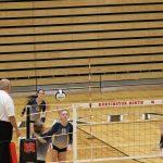 Varsity Volleyball vs. New Castle @ IHSAA Semi-State 10/27/18  (Photo Gallery 2 of 2)
